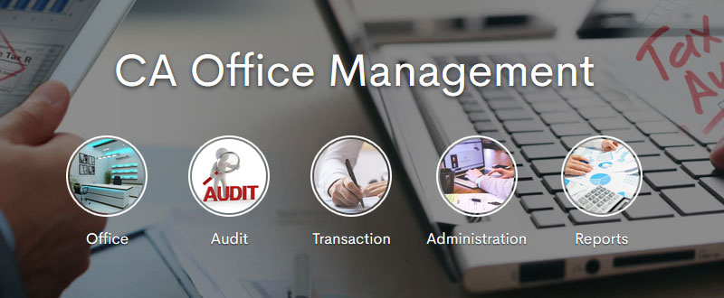 CA Office Management