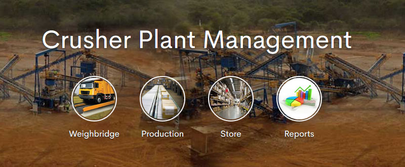 Crusher Plant Management