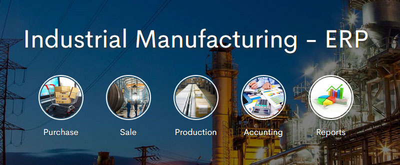 Industrial Manufacturing - ERP